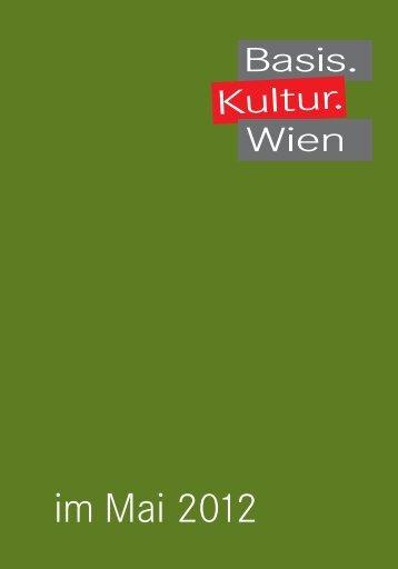Mai - Basis.Kultur.Wien