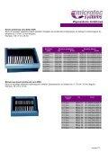 Katalog akcesoriów do urządzeń Microtec Systems - techsystem - Page 3