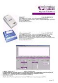 Katalog akcesoriów do urządzeń Microtec Systems - techsystem - Page 5