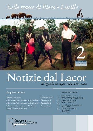 N. 2 Aprile - Fondazione Corti