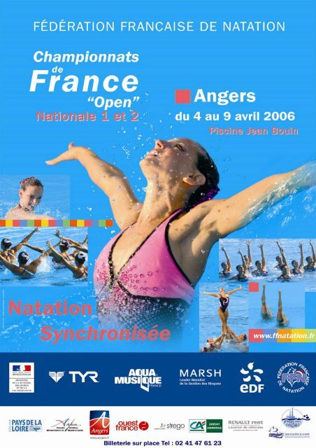 Nationale 1 - Fédération Française de Natation