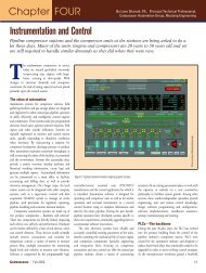 Instrumentation and Control - Mustang Engineering Inc.