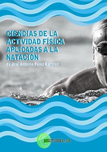 Ciencias de la actividad física aplicadas a la natación