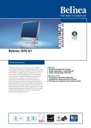 Belinea 1970 G1 - Icecat.biz