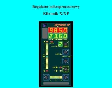Regulator mikroprocesorowy Eftronik X/XP - Lublin