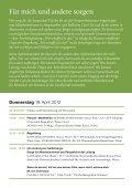 Detailliertes Programm IFF-OERK Symposium - Page 2