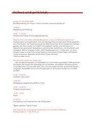 Programm als pdf - Verband feministischer Wissenschafterinnen