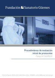 caratula 02-01 - Fundación Sanatorio Guemes