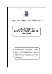 ACTA N.º 012/2005 REUNIÃO ORDINÁRIA DE 18-05-2005