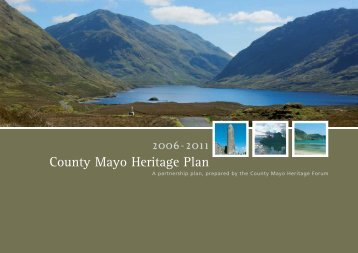 Heritage Plan ENG FINAL - Mayo County Council