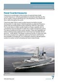 Countermeasures brochure - Chemring Group PLC - Page 7