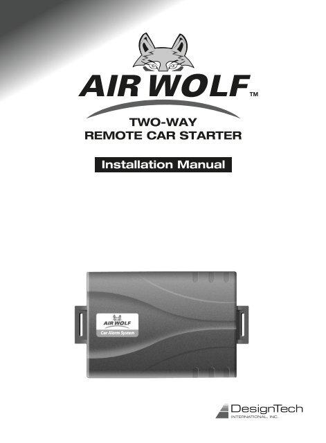 indesign installation manual v4-1.indd - Ready Remote
