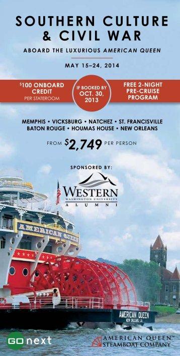 southern culture & civil war - Western Washington University