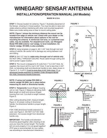 Winegard Rv Antenna Wiring Diagram Wiring Diagram