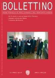 Aprile 2005 (pdf - 1.2 MB) - Ordine Provinciale dei Medici Chirurghi ...