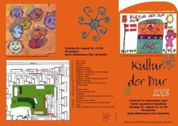 Festival for mennesker med fysisk og psykisk ... - Vangede.dk