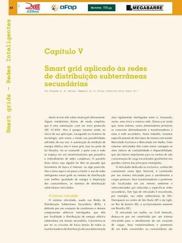 Smart grids – Redes Inteligentes - Revista O Setor Elétrico