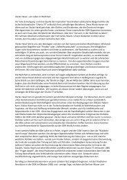 Václav Havel – ein Leben in Wahrheit Als - Robert Havemann ...