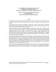 Penyelidikan Geolistrik dan Head On Daerah Panas Bumi Suwawa ...