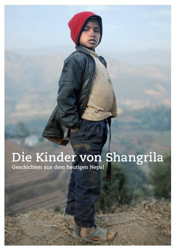 Die Kinder von Shangrila - Govinda Entwicklungshilfe e.V.