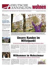 Unsere Kunden im Mittelpunkt - Deutsche Annington