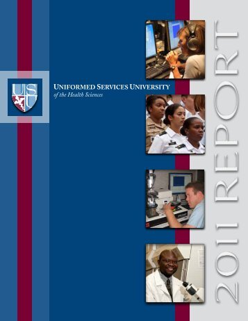 2011 Annual Report - Uniformed Services University of the Health ...