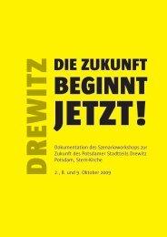 DIE ZUKUNFT - Gartenstadt Drewitz