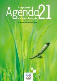 Agenda 21 du sport français - Acteurs du sport