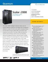 Quantum Scalar i200 - SiGNAL Computer Products