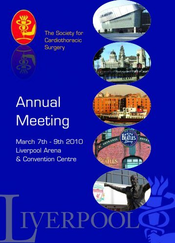 2010 - Society for Cardiothoracic Surgery