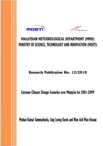 Untitled - Jabatan Meteorologi Malaysia