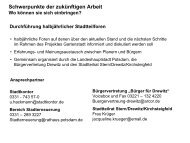 Stadtteilschule Drewitz - Gartenstadt Drewitz