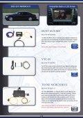 MOST-AUx-MB VTC-M TOOKI MeRCeDeS-e - Davicom Electronics - Page 3