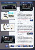 MOST-AUx-MB VTC-M TOOKI MeRCeDeS-e - Davicom Electronics - Page 4