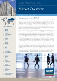 Market Overview - Colliers International Zurich