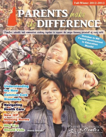 Untitled - NH Parents Make the Difference