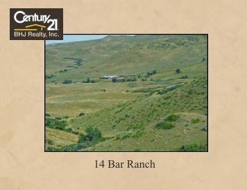 14 Bar Ranch Brochure - Century 21 BHJ