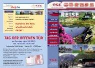 Reisekatalog 2013 - TSE Travelservice