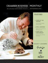 Taste Season - Hilton Head Island-Bluffton Chamber of Commerce