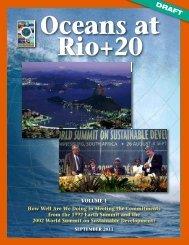 Rio+20AssessmentReport - United Nations - Nippon Foundation ...