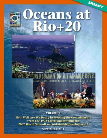 Rio+20AssessmentReport - United Nations - Nippon Foundation ...