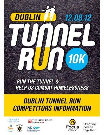 Competitors Information Booklet - Focus Ireland