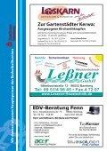 Gartenstädter Kirchweih 2011 - Bürgerverein Gartenstadt - Seite 6