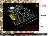 Sketch Hookah Satelite - Plataforma Arquitectura