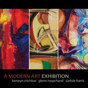 A Modern Art Exhibition - Y Art Gallery