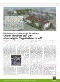 bei uns 02/2012 - Wohnungsbaugenossenschaft Gartenstadt ... - Seite 7