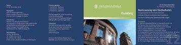Download - Steuern in Forschung und Praxis eV