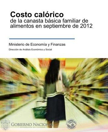 CBA Panama y San Miguelito - Septiembre 2012 - Ministerio de ...