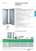 Stainless-steel and Thermoplastic Universal ... - Schneider Electric - Page 7