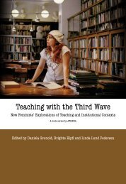 Teaching with the third wave new feminists - MailChimp